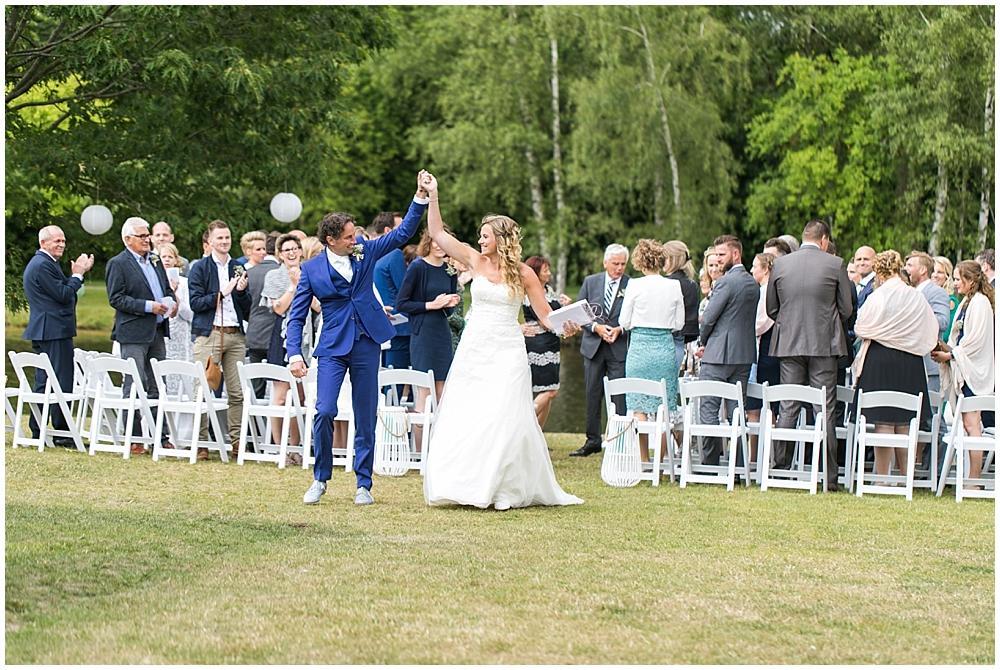 Bruiloft Nicole en Thijs, Singraven en Fox Denekamp
