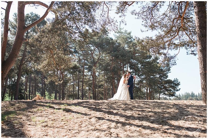 bruiloft arno en sharon sahara ommen