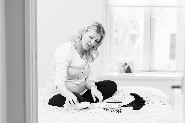 zwangerschaps lifestyleshoot, Rijssen